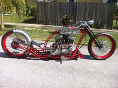 Built by After Hours Bikes