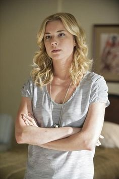 Emily VanCamp in Revenge - Perception