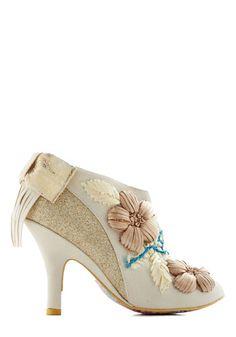 $174 Irregular Choice Enamor, More, More Heel | Mod Retro Vintage Boots | ModCloth.com