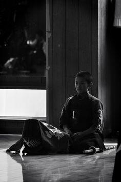 少年剣士の画像(写真)
