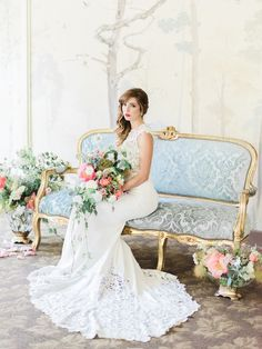 Celeste | Photography: Honey Honey Photography. Read More:  http://www.insideweddings.com/biz/jinza-couture-bridal-los-angeles/8647/