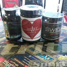 Time to rage at the gym with the new stack from @totalnutritionotx ! Heart Check pre workout with a creatine blend and SWELL an extreme vasodilator!  #nutrition #training #supplements #preworkout #bodybuilding #pump #focus #energy #power #totalnutrition #gymrat #stack #dyel #health #fitness #fit #fitfam #fitspo #fitlife by elitegymratnutrition