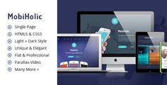 This Deals MobiHolic - Ultimate App Landing Business TemplateThis site is will advise you where to buy