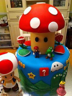 Mario cake! :D