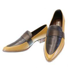 Mocassim Camel/Cf/Az 6752 Moselle | Moselle sapatos finos femininos! Moselle sua boutique online.