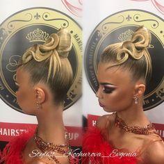 いいね!179件、コメント1件 ― @stylist_kochurova_evgeniaのInstagramアカウント: 「Hairstyle for 10 dances❤️ @stylist_kochurova_evgenia // @studio_anastasia_eremeeva //…」