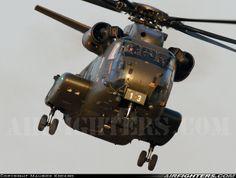 Luftwaffe Sikorsky CH-53GA (S-65). Holzdorf (ETSH) - Germany, February 25, 2014.