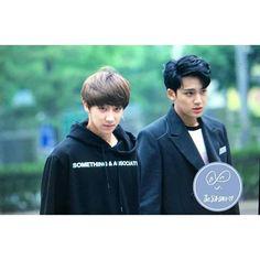 Minghao & Mingyu Gyuhao