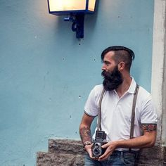 Cool and gentle full beard styles 25