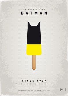 My Super Hero Ice Pop – Dagens Poster