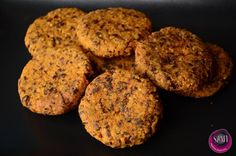 Nyomtasd ki a receptet egy kattintással Diet Recipes, Vegan Recipes, Muffin, Paleo, Gluten, Meals, Cookies, Breakfast, Desserts