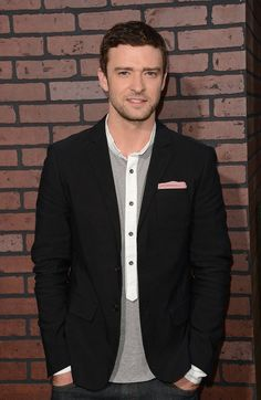 Pin for Later: 30 Times Justin Timberlake Gave You Tunnel Vision When He Looked Studly Without Even Trying