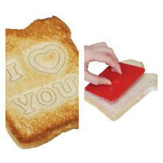 Toast Press - I Love you