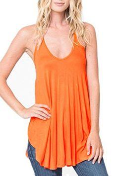 16e215e227e27 Sexy Asymmetrical Cut Out Women Compress Tank Tops Sleeveless V-neck Loose  Summer Vest Solid Color Women s Casual Tops