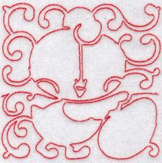 Bunnycup Embroidery | Free Designs  Includes all Animals, all sizes from 4x4 up to even 8x8, all formats- ALL for FREE!!!