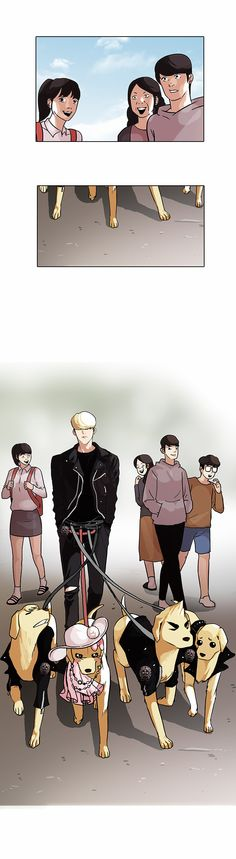 Read Lookism Ch.70 online