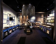 ARTICA Décor Exhibition Stand by Joseph Tucny, via Behance