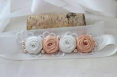 Svadobný opasok ružičky