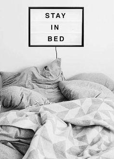PIN ➕ INSTA: @sophiekateloves ✔️ Heutige Devise: 'Stay in Bed' oder kauf dir diese Lightbox! Hier entdecken und shoppen: http://sturbock.me/6gc