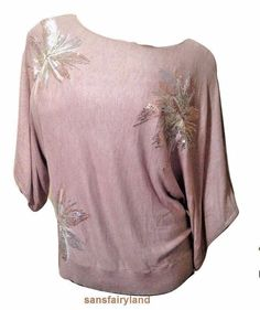 INC Plus Size 0X Womens Biege/Tan Sequined Pullover Sweater NWT Retail $69. #INCInternationalConcepts #BoatNeck