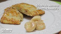 #26 TORTA DE BANANA DO MCDONALD'S - Cozinha pra quem não cozinha