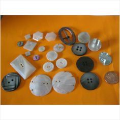 vintage mother of pearl buttons buckle with various detail & shape on eBid United Kingdom