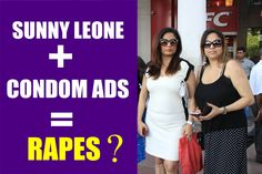 Is Sunny Leone responsible for Rapes?-  DELHI ANSWERS