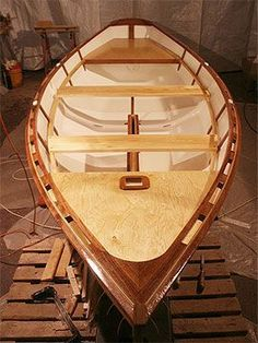 Stitch And Glue Boat Building #BoatbuildingShops