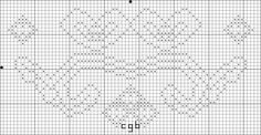 Free Girlie's Garden Cross Stitch Pattern: Free Girlie's Garden Cross Stitch Detail Two Pattern