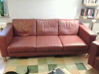 Schickes Sofa und passender Sessel Niedersachsen - Oldenburg Vorschau