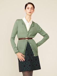 Marni Cashmere Button Down Cardigan