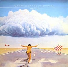 Manfred Mann's Earth Band - Watch on Progarchives.com.  One of my favourite bands, albums and that cover!  The crazy unforgettable emotion of it.  I have this on vinyl and CD.  Rock on!