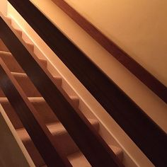 Bovis Home Brown. #home #childhood #staircase #bedtime #childhoodhome #bovis #1977 #banister #wooden