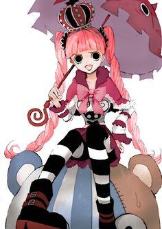 Image de one piece, anime, and anime girl
