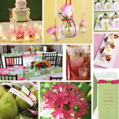 So cute for a bridal shower.