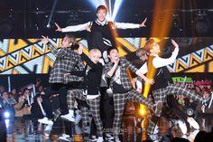 [SBS MTV The Show 54P-08/12/15] #세븐틴 #아낀다 #만세 #더쇼 #Seventeen #Pledis #kpop #Adoreu #DK