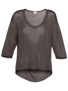 TB Kate Loose Knit Sweater Aritzia $85  I want to live in this sweater