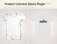 Product Colorizer | jQuery plugin to preview product in different colors #ecommerce
