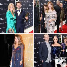 Le tapis rouge extra glam des Gémeaux 2016   HollywoodPQ.com