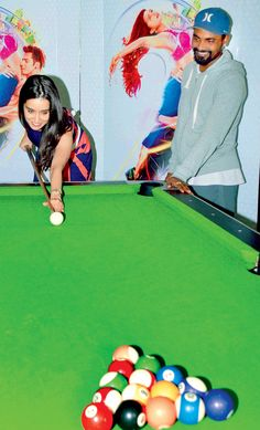 Shraddha Kapoor and Remo D'Souza promoting 'ABCD 2'. #Bollywood #Fashion #Style #Beauty #ABCD2