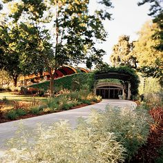 Domaine Chandon  Chandon is one of the few Napa Valley wineries permitted to have a restaurant, the excellent Étoile. For the tasting lounge...