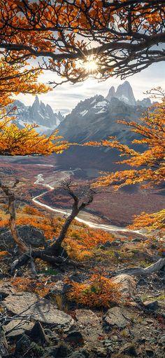 Lock Screen Wallpaper, Iphone Wallpaper, Autumn Phone Wallpaper, Xiaomi Wallpapers, In Patagonia, Amazing Destinations, Mountains, Photography, Travel