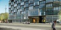 Thompson Residences by Freed Developments and the Thompson Hotel Group