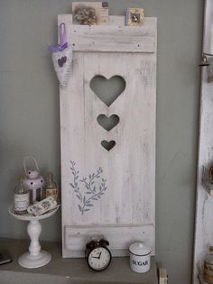 shabby deko and produkte on pinterest. Black Bedroom Furniture Sets. Home Design Ideas