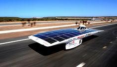 World Solar Challenge 2013: Solar Car Race in Australia