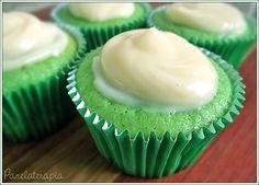 Cupcake de Limão ~ PANELATERAPIA - Blog de Culinária, Gastronomia e Receitas