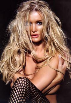 Cексуальная фотомодель Джоанна Крупа