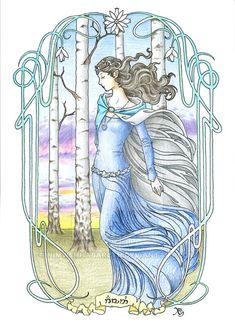 Арвен   Arwen by NimwenHabareth
