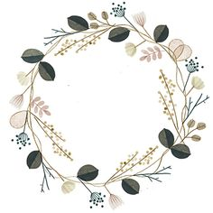 Clare Owen_Illustration and SPD_flowercrown.jpg *MUTED COLOURS*