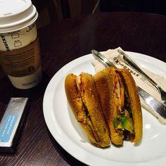 #Starbucks Morning